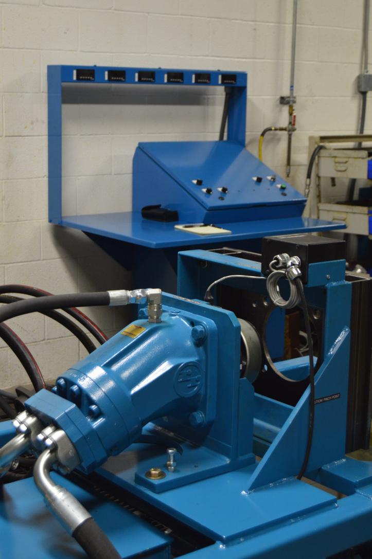Whi Hydraulic Test Equipment 02 Wooster Hydrostatics