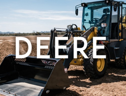 Deere Updates Compact Wheel Loaders for 2019
