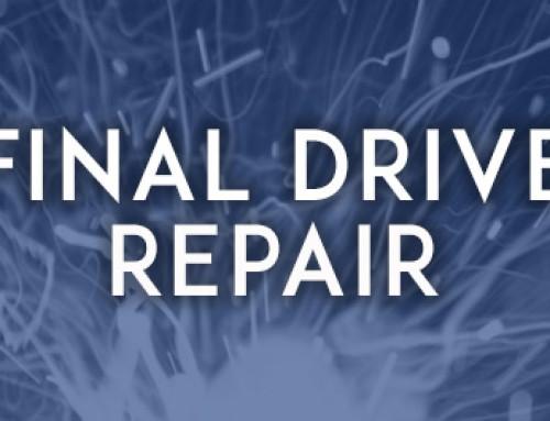 Final Drive Repair Services
