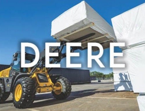 New 210L Tractor Loaders from John Deere