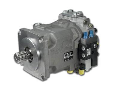Linde HPR-02 Pump