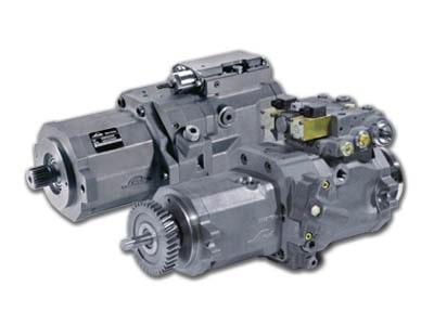 Linde K-02 Pump